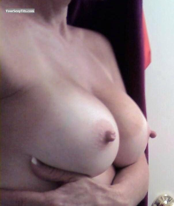 My Medium Tits Selfie by Babe